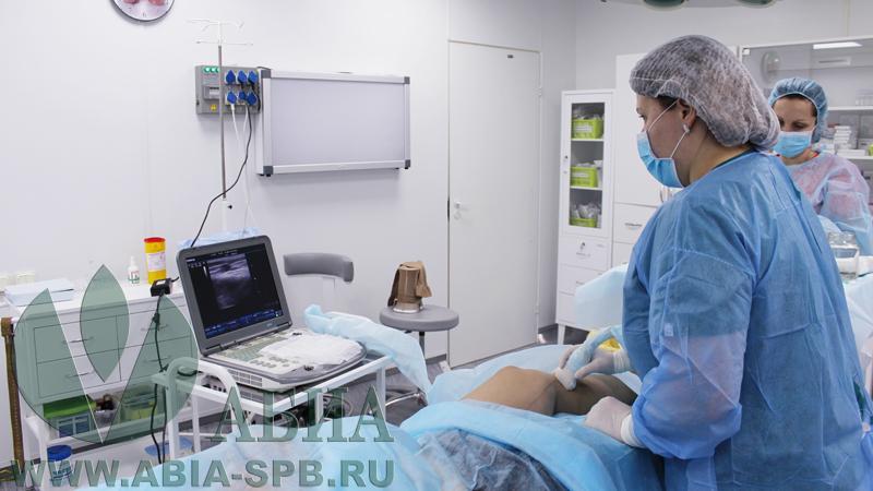 Радиочастотная облитерация вен при варикозе. Стоимость рЧо вен в Москве