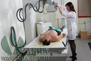 """Американское оборудование рентген-кабинета Клиники """"АБИА"""""""