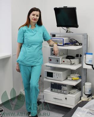 """Отделение гинекологии, Клиника """"АБИА"""""""