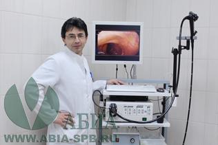 """Видеогастроскопия в клинике """"АБИА"""""""