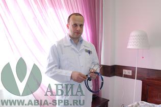 """Пульс-терапия в клинике """"АБИА"""""""