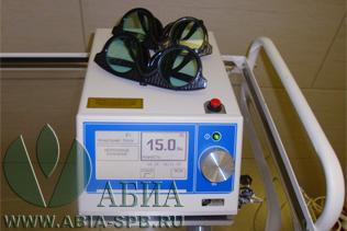 Лазерная хирургия в клинике